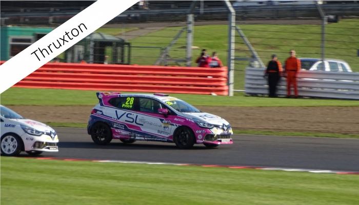 Renault Clio Cup – Thruxton