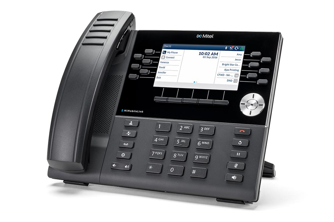 Mitel 6930 (Front Right)